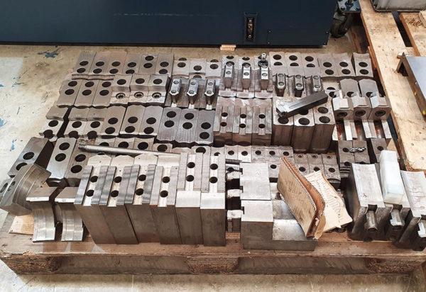 TORNO CNC JOHNFORDSL80A