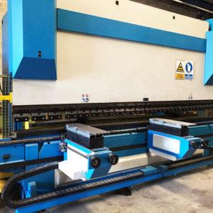 Plegadora CNC PBS165/4000FP